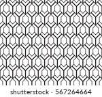 seamless geometric pattern    Shutterstock .eps vector #567264664