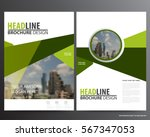abstract vector modern flyers... | Shutterstock .eps vector #567347053