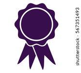 vector illustration of purple... | Shutterstock .eps vector #567351493