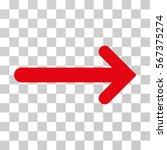 Arrow Right Vector Pictogram....