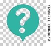 status balloon vector pictogram.... | Shutterstock .eps vector #567405058