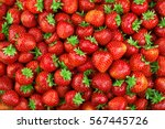 Strawberry. Fresh Organic...