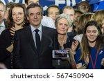 paris  france   january 29 ... | Shutterstock . vector #567450904