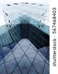 multistory office buildings  ... | Shutterstock . vector #567468403