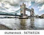 tower bridge  london  uk | Shutterstock . vector #567565126