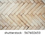 top view on rich texture of old ... | Shutterstock . vector #567602653
