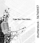 vector grunge background   Shutterstock .eps vector #56760457