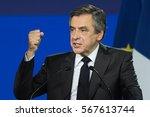 paris  france   january 29 ... | Shutterstock . vector #567613744