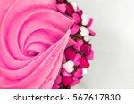 cupcake icing | Shutterstock . vector #567617830