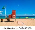 ibiza spain   june 19   three... | Shutterstock . vector #567638380