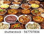 chinese food | Shutterstock . vector #567707836