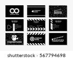 vector set of creative business ... | Shutterstock .eps vector #567794698