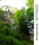 likava castle  slovakia | Shutterstock . vector #567796213