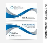business card vector background | Shutterstock .eps vector #567807370
