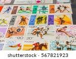 world   circa 1950 2000 ... | Shutterstock . vector #567821923
