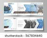 business templates for tri fold ... | Shutterstock .eps vector #567834640