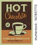 Hot Chocolate Caffee Or...