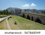 Small photo of Piazza Ponte dell'Ammiraglio, Palermo, Cicily, Italy