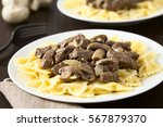 Beef Stroganoff  A Dish Made Of ...