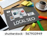 local seo | Shutterstock . vector #567933949
