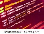 big data database app. server...   Shutterstock . vector #567961774