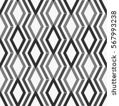 repeated grey figures on white... | Shutterstock .eps vector #567993238