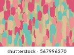 seamless pattern. disorderly...   Shutterstock .eps vector #567996370
