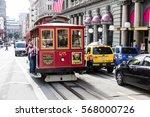 san francisco  usa   november 7 ... | Shutterstock . vector #568000726