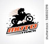 moto track logo