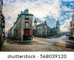 Architecture Of Old Quebec  ...