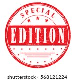 "rubber stamp ""special edition""  ... 