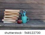 back to school concept | Shutterstock . vector #568122730