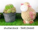 sheep | Shutterstock . vector #568126660