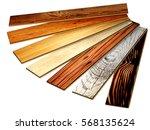new oak parquet of different... | Shutterstock . vector #568135624