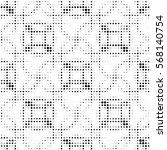 modern small dotted texture... | Shutterstock .eps vector #568140754
