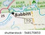 Small photo of Babbitt. Minnesota. USA