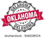 oklahoma | Shutterstock .eps vector #568208524