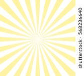 abstract light yellow sun rays... | Shutterstock .eps vector #568236640