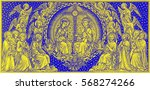 bratislava  slovakia  november  ... | Shutterstock . vector #568274266