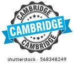 cambridge | Shutterstock .eps vector #568348249