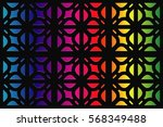 Geometric Abstract Pattern ...