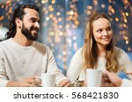 people  leisure and... | Shutterstock . vector #568421830