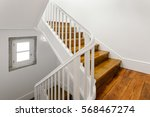 beautiful staircase with...