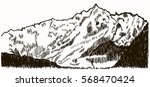 vector illustration of a... | Shutterstock .eps vector #568470424
