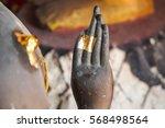 Lord Buddha Statue Hand