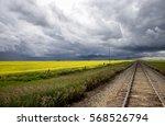 Storm Clouds Saskatchewan Shel...