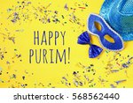 Purim Celebration Concept ...