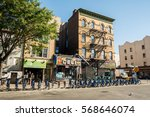 new york city  united states  ... | Shutterstock . vector #568646074