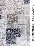 example of carpet in shades of...   Shutterstock . vector #568662049