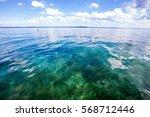 Lake Michigan In Northern...